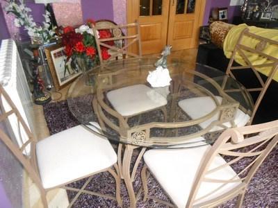 Mesa 4 sillas euroliquidaciones for Mesa 4 sillas homecenter