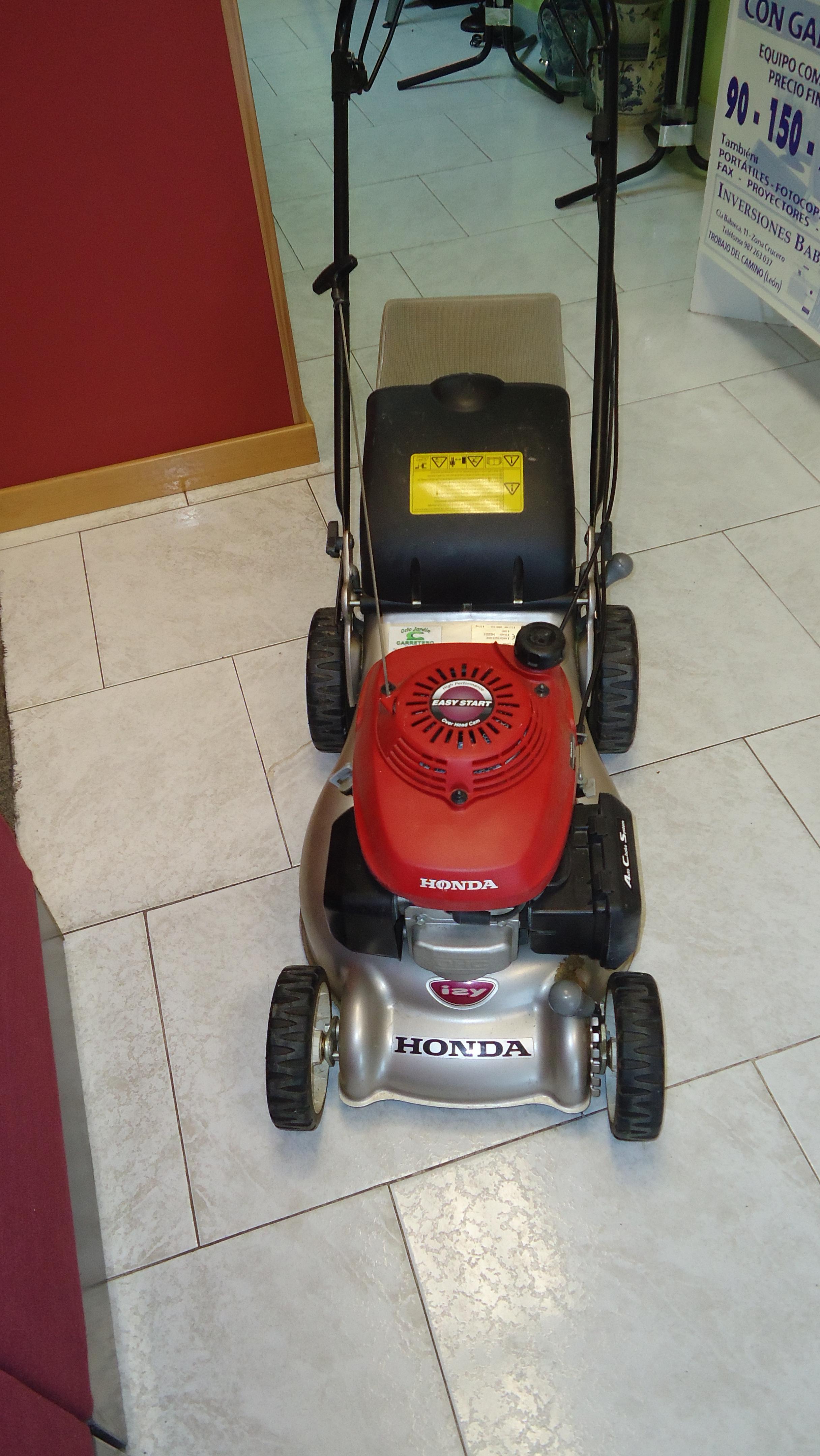 Cortacesped honda gasolina 135cc euroliquidaciones - Cortacesped de gasolina ...